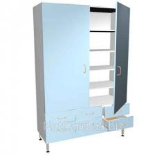 Шкаф для приборов большой НВ-1200 ШПр, 1200*460*1820