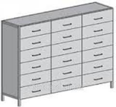 Шкаф для документации ТШ-40, 1300*400*980 18