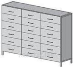 Шкаф для документов ТШ-103, 420*420*1700