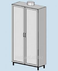 Шкаф для химических реактивов ТШ-201В, 830*420*1700 с вытяжным патрубком