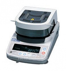 Analyzer of AND ML-50 of humidity
