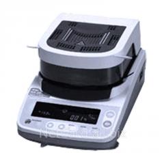Analyzer of humidity MX-50