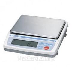 Весы лабораторные EK-6100i