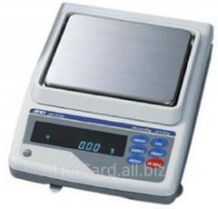 Весы лабораторные GX-200