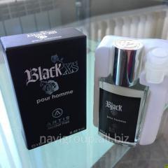 Arab oil spirits of ARTIS 12ml Black XS pour homme