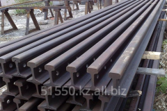 Rails r 50, r 65, the railroad switches completing