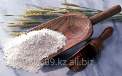 Wheat flour for expor