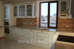 Kitchen of Aura plus K-9