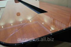 Furniture of Aura plus for a conference - halls