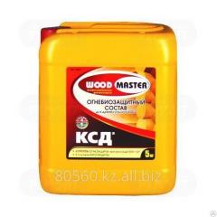 Огнебиозащитный пропиточный состав «КСД»