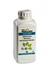 Liquid for hand wash of linen of NATUREX LIQUID