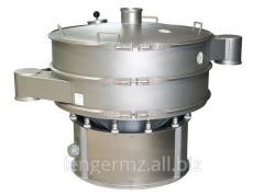 Bearing separator on a rotor