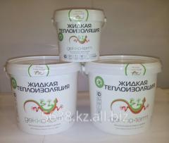 Liquid heat insulator of GEKKO-TERM
