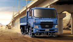 Hyundai HD 160 dump truck