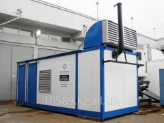 Контейнеры для дизель генераторов