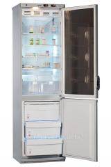 Холодильник комбинированный лабораторный ХЛ-340