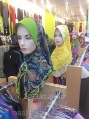 Головной убор Хиджаб кимешек мусульсанская одежда