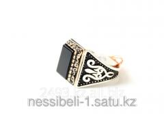 Серебро кольцо мужское