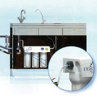 Filters for water, Filters the Three-stage