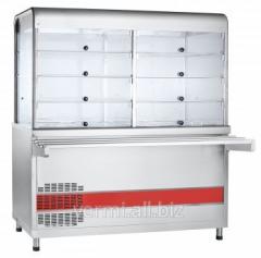 Прилавок для холодных закусок ПВВ Н -70КМ-С-03-НШ