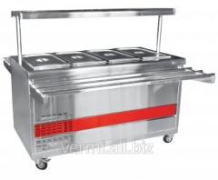 Прилавок для холодных закусок ПВВ Н -70ПМ-01-НШ