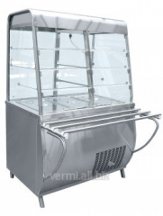 Counter for the PVV N cold appetizers - 70T-S-NSh