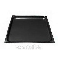 Baking tray 530х470 black