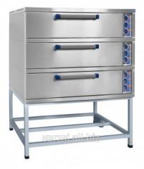 Шкаф пекарский ЭШ-3К размеры 1300x980, 1083x1650