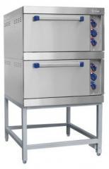 Шкаф жарочный ШЖЭ-2-01 нержавейка духовка