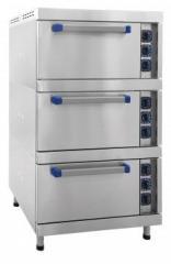 Шкаф жарочный ШЖЭ-3-К-2, 1 с конвекцией