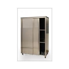 ShKk 900х500х1750 case compartment Door stainless
