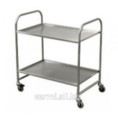 The cart for collecting ware of TP - 1 800x500x850