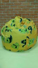 Кресло мешок мультяшки