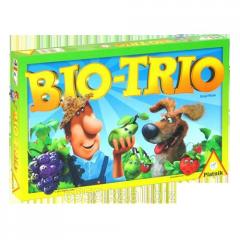 Игра настольная Био Трио логическая на