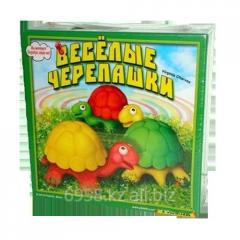 Игра настольная Веселые черепашки
