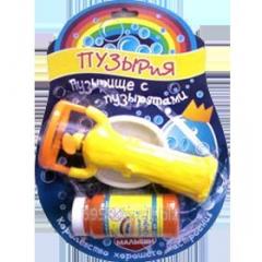 Набор для пускания пузырей Пузырище с пузырятами