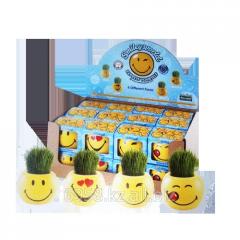 Набор игровой Смайлики в наборе для выращивания