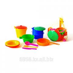 Посуда детская в наборе Хозяюшка на 4персоны