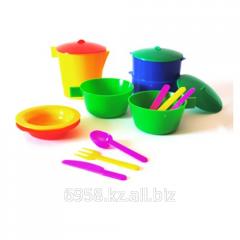 Посуда детская в наборе Чайный на 4персоны