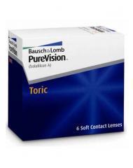 Purevision Toric Торические контактные линзы, 2