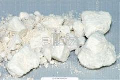 Forming refractory clay for expor