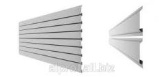 Панели фасадно-облицовочные и крепления к ним