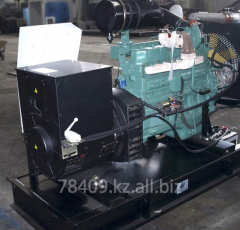 Diesel power plant of AD30-T400-1R