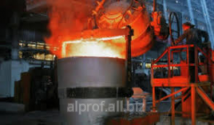 Ingots cylindrical of alloys HELL of 31