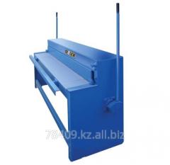 Stalex 1500/1.2 guillotine manual