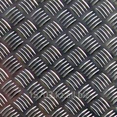 Лист алюминиевый рифлёный 1100-А0, размер
