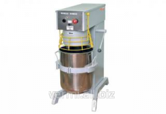 Whisking machine of MV-40