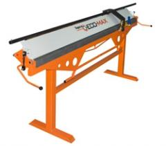 The Tapco Eco-max 2500/0,6 machine with a roller