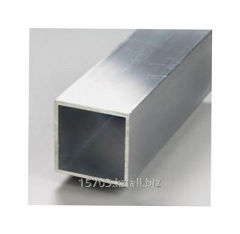 The pipe is aluminum square, the size is