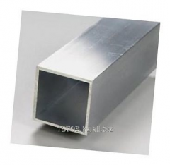 The pipe is aluminum square, the size is 12х12х1,2